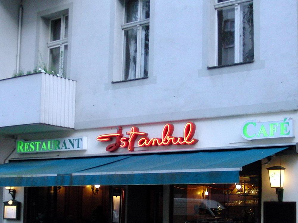 İstanbul, Berli-Charlottenburg