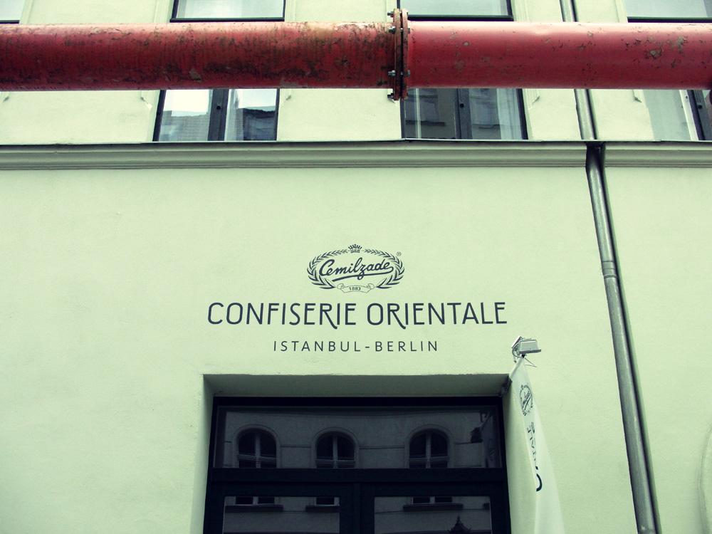 Confiserie Orientale Istanbul-Berlin, Berlin-Mitte