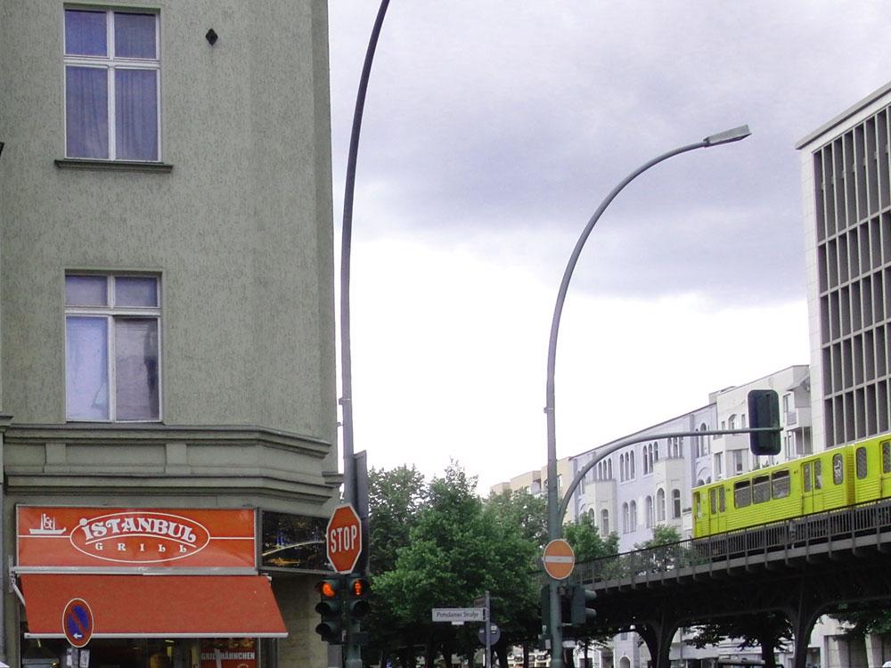 İstanbul, Berlin-Schöneberg