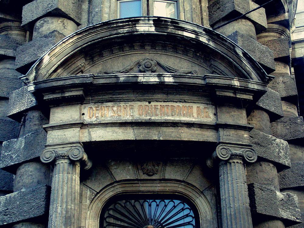 Deutsche Orientbank A. G., Eminönü, İstanbul