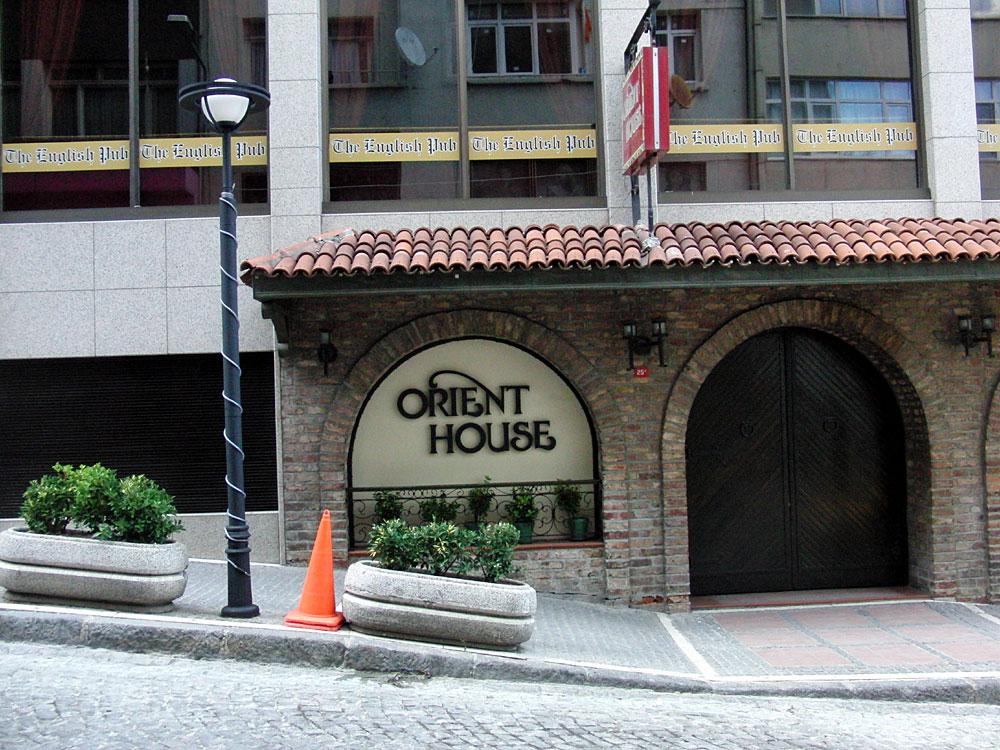 Orient in İstanbul: Bauchtanz im Orient House
