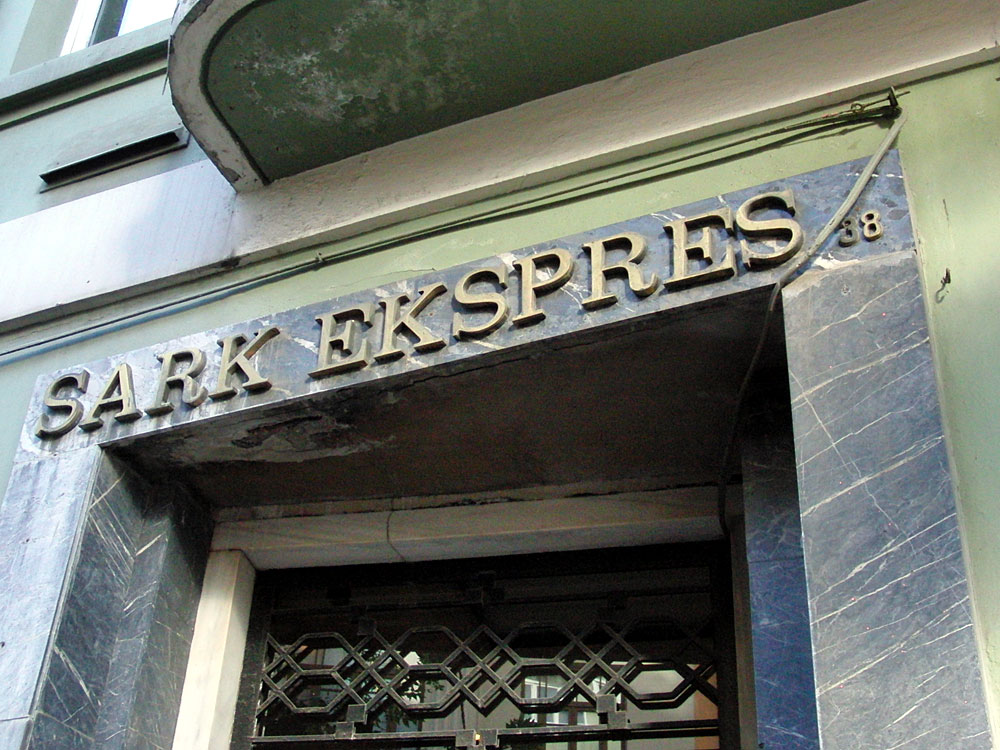 Şark Ekspres, der Orient-Express Paris – Konstantinopel