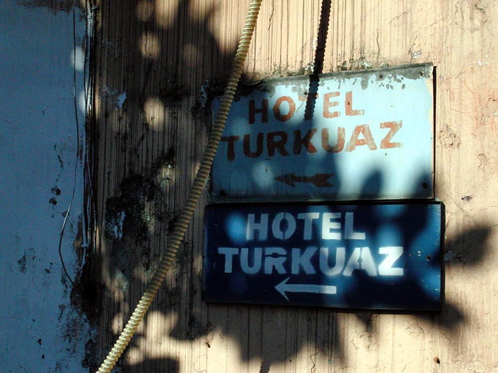 Hotel Turkuaz, Sultanahmet, İstanbul 2013