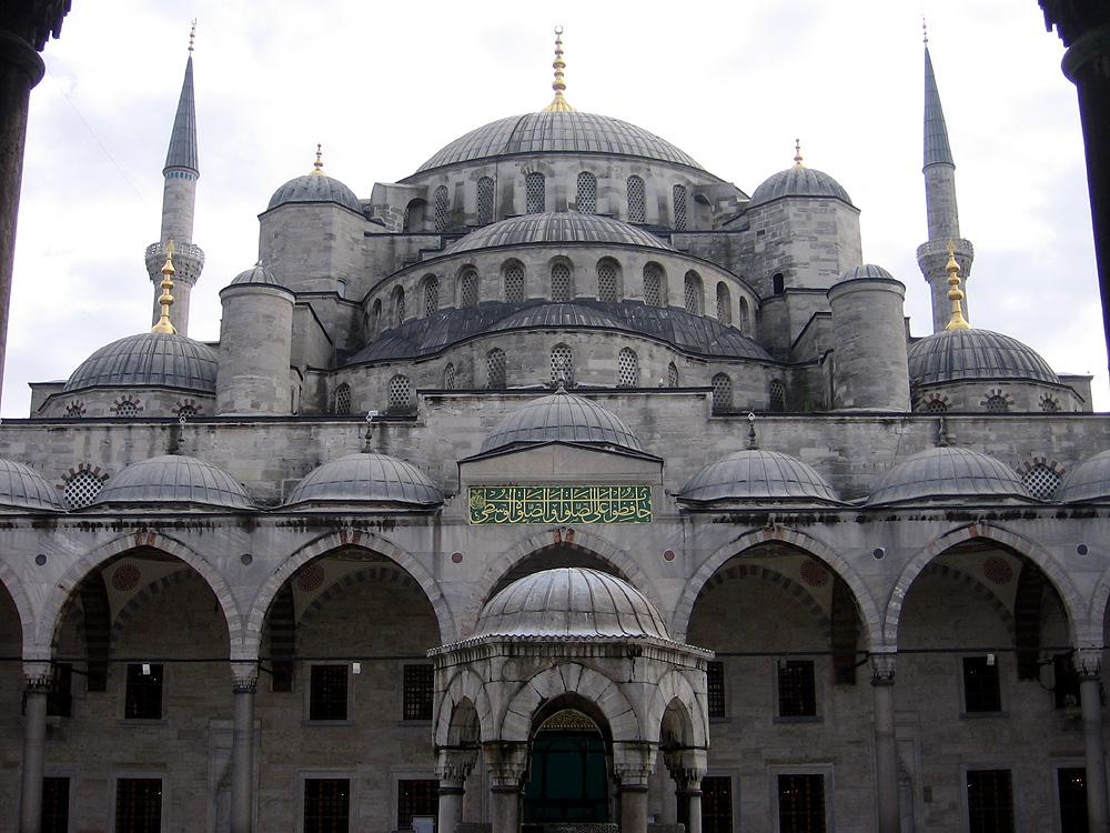 Blaue Moschee / Sultanahmet Camii, İstanbul, 2010