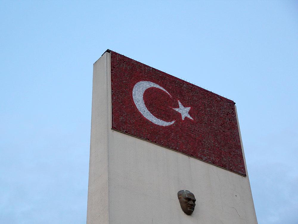 Denkmal, Üsküdar, İstanbul 2014