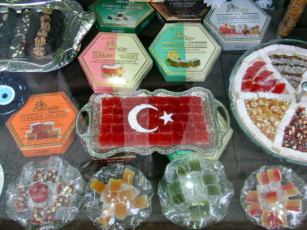 Turkish Delight, Kadıköy, İstanbul 2014