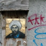 Sultan? Emir? Kalif? Streetart Berlin-Wedding, 2014