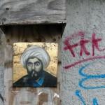 Sultan? Emir? Kalif? Streetart Berlin-Wedding, 2014