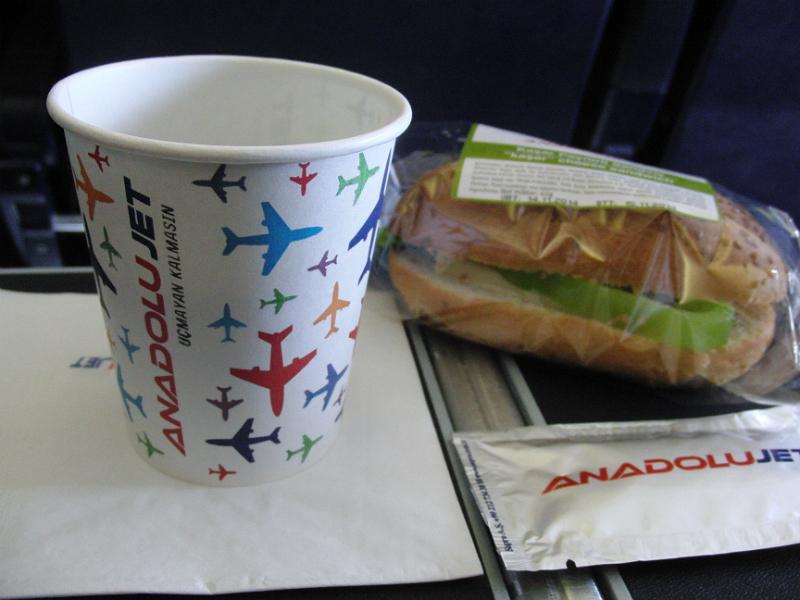 Anadolu Jet to Anatolia