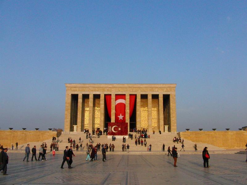 Anıtkabir, Atatürk-Mausoleum, Ankara