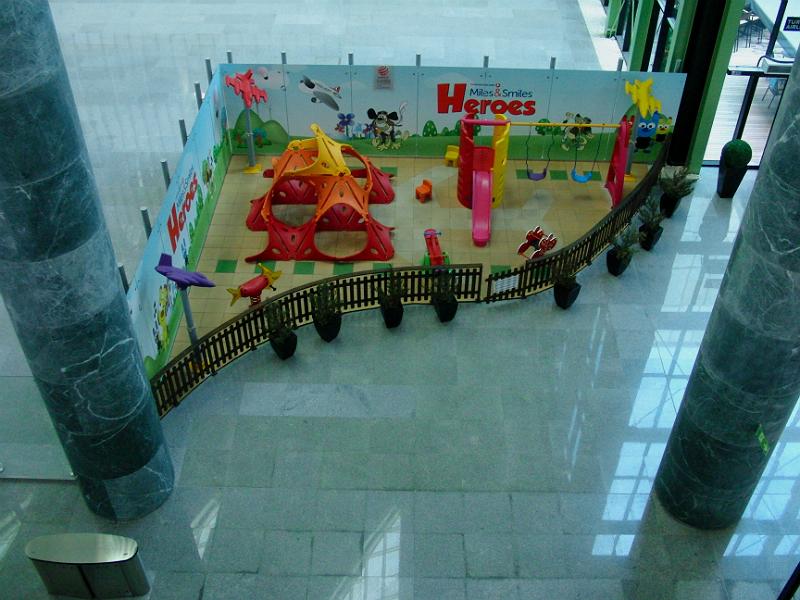 Kid's World, Flughafen İzmir