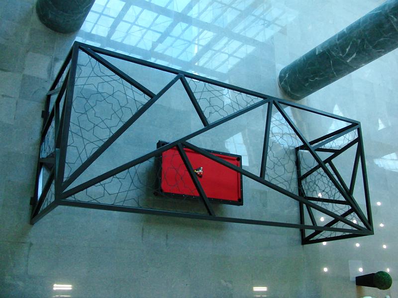 Billardtisch von Turkish Airlines, Flughafen İzmir