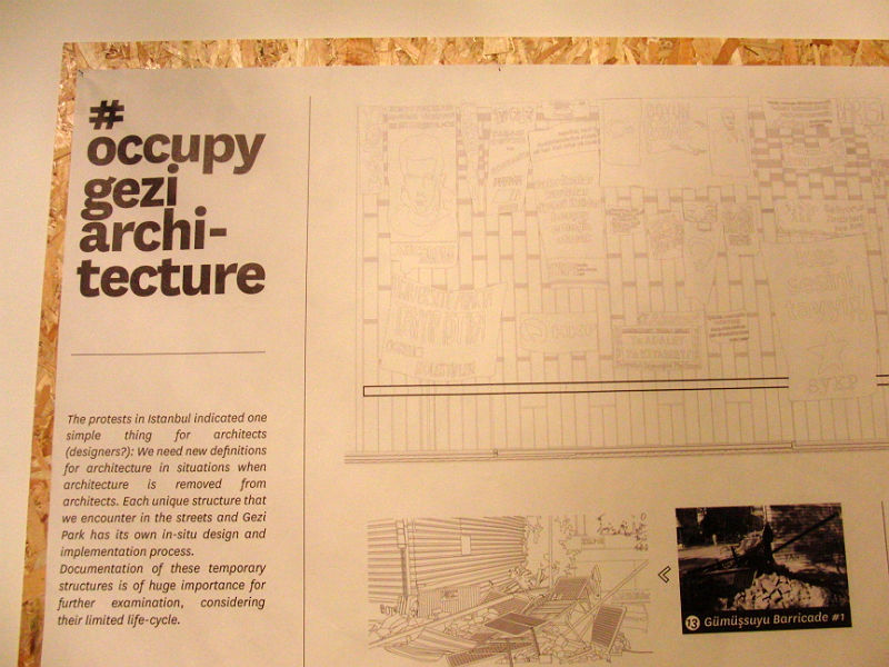 #occupygeziarchitecture