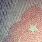 Türkischer Pass (Detail)