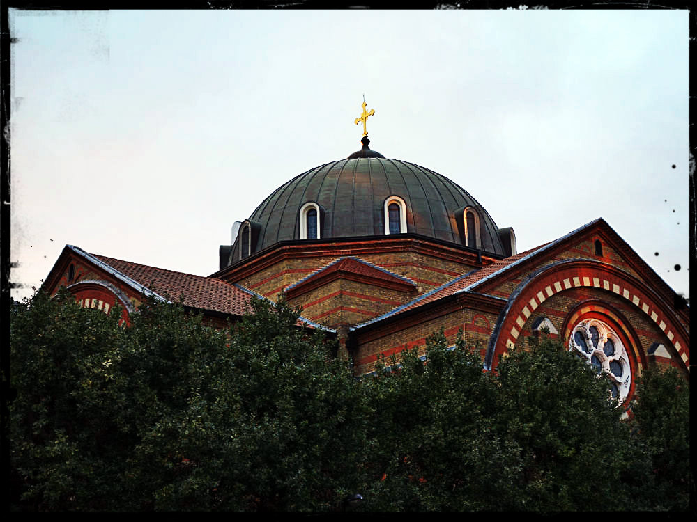 Hagia Sophia, London-Bayswater