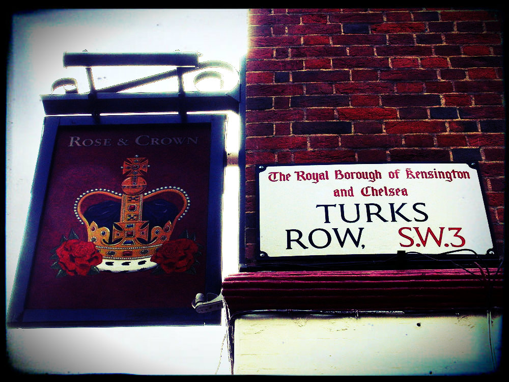 Turks Row, London-Kensington