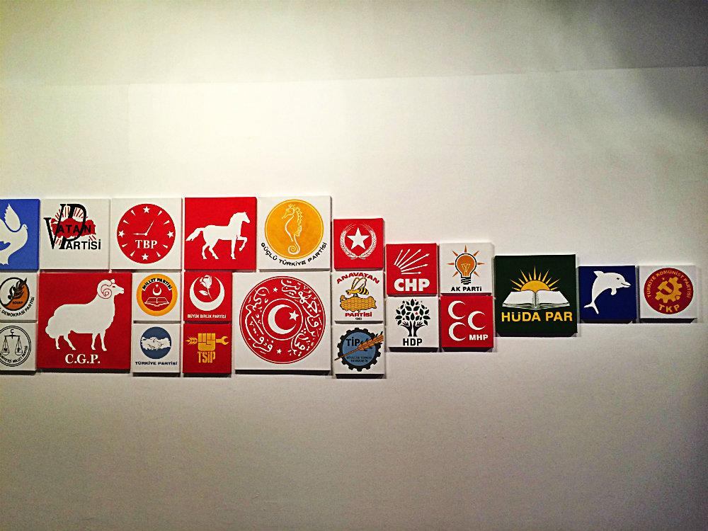"""Ali Cabbar: """"Tipsiz/Ugly"""", Depo Istanbul, 2016"""
