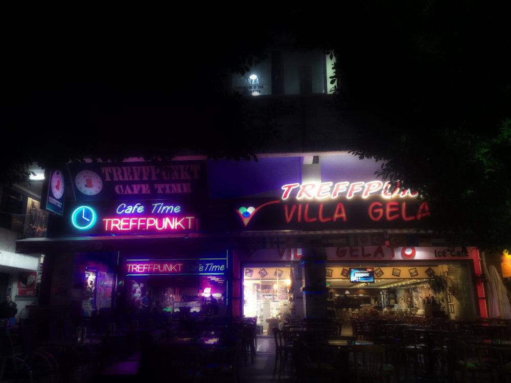 Café Treffpunkt, Antalya 2016