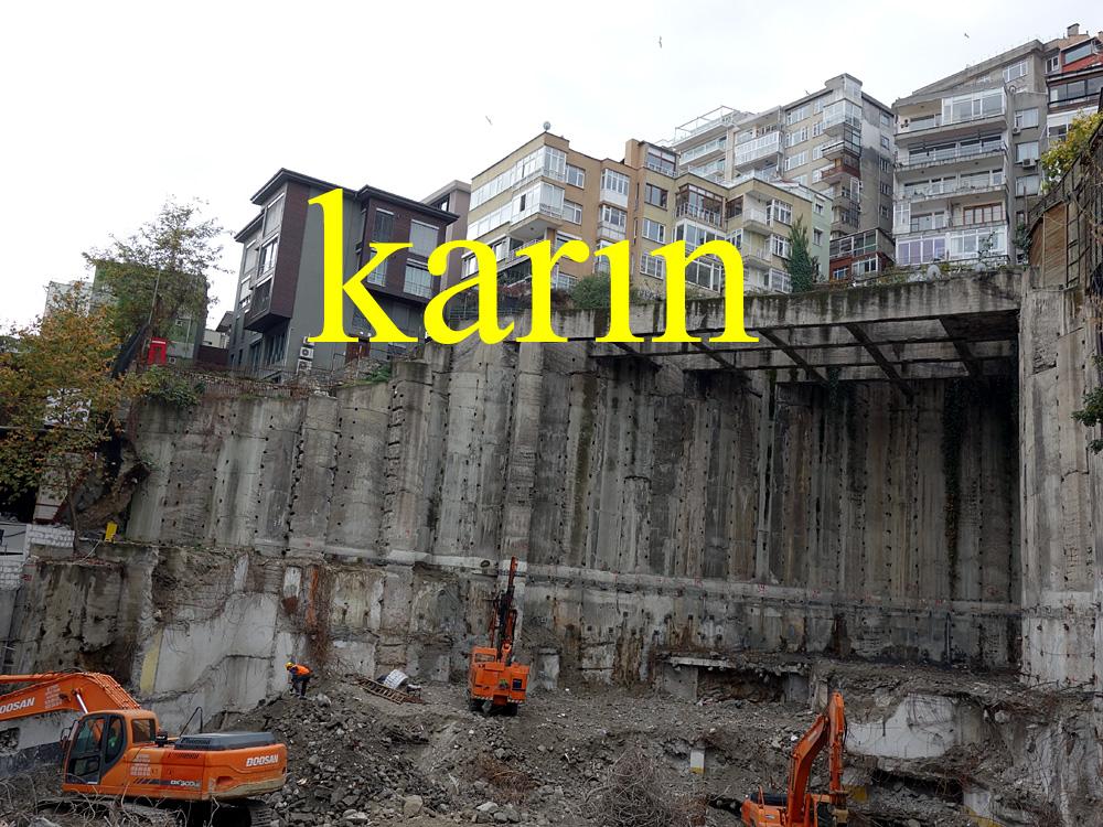 Foto: Bauarbeiten in Istanbul