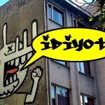 Idiot / idiyot, Foto: Istanbul, 2016