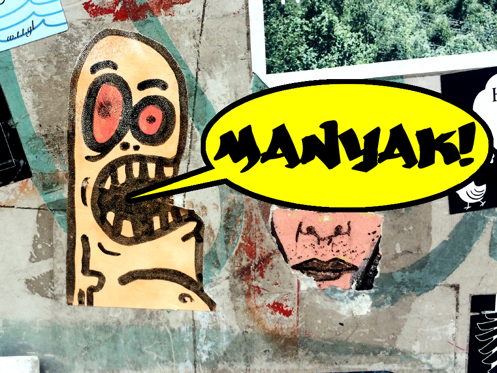 Manyak / Verrückte*r, Foto: Berlin-Kreuzberg, 2017