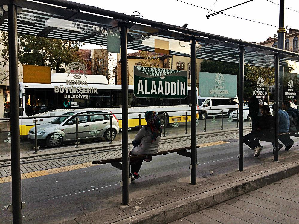 Alaaddin, Konya 2017