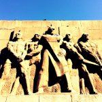 Güvenlik Anıtı, Relief von Josef Thorak, Ankara 2017