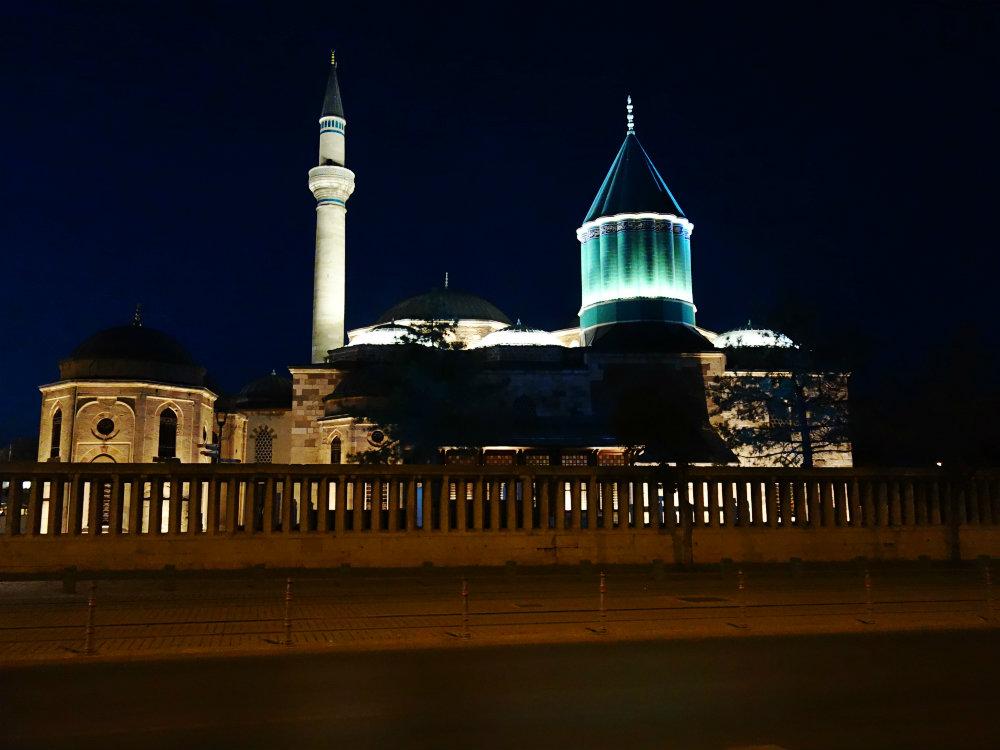 Mevlana. Konya 2017