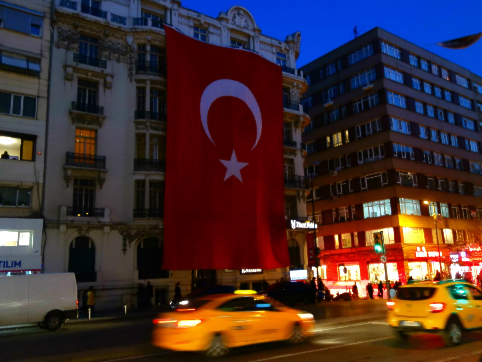 Şişli, Istanbul 2017
