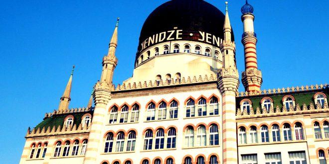 Yenidze, Tabakmoschee, Dresden 2018