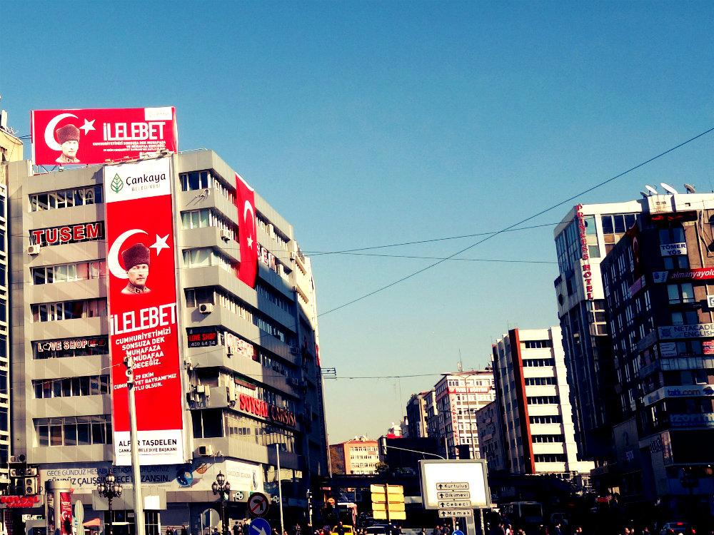 Kızılay, Ankara 2018