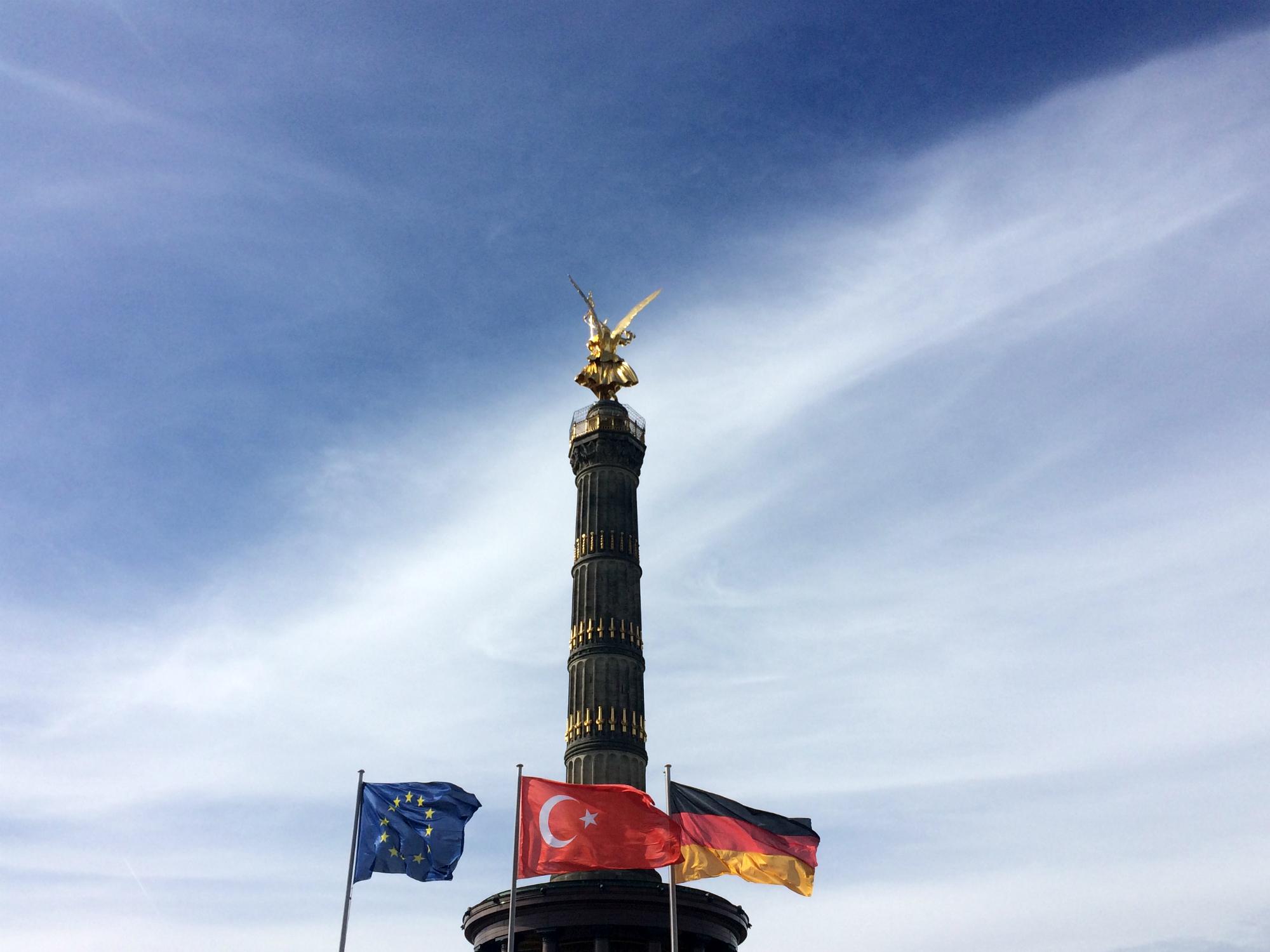 Türkischer Staatsbesuch in Berlin, 2018