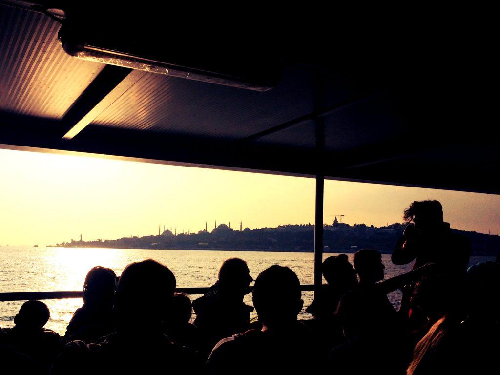 Bosporus, Istanbul 2019
