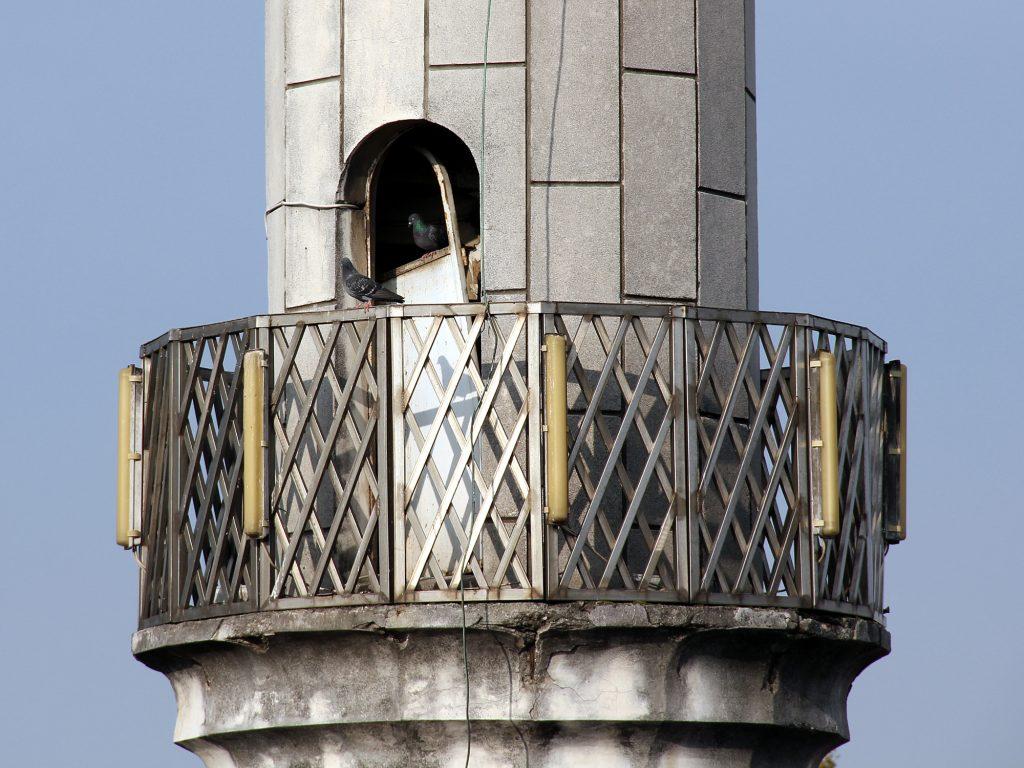 Minarett, Istanbul