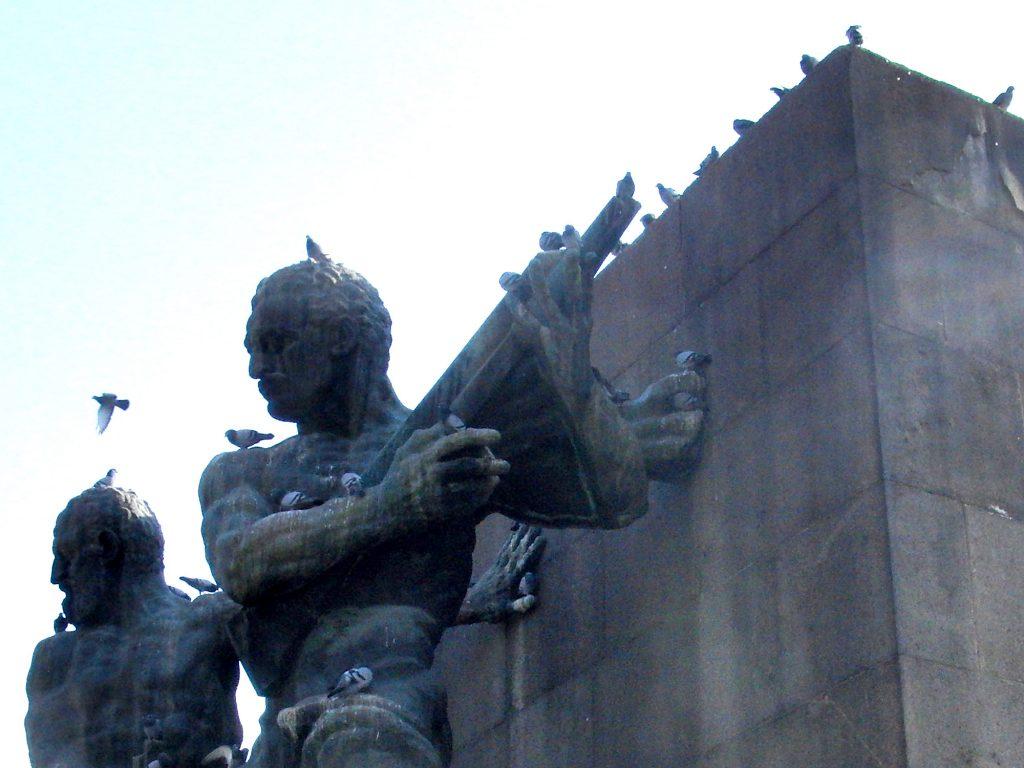 Güvenlik Anıtı / Vertrauens- und Sicherheitsdenkmal, Ankara