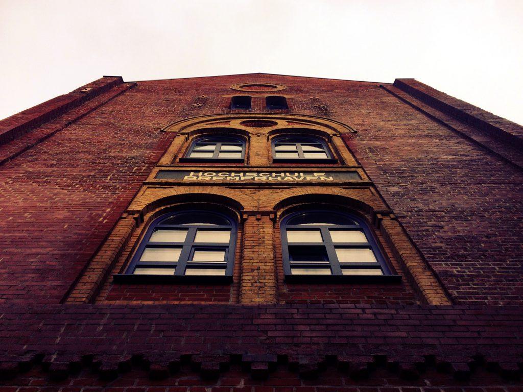 Historisches Auswandererhaus, heute Hochschule, Bremerhaven 2020
