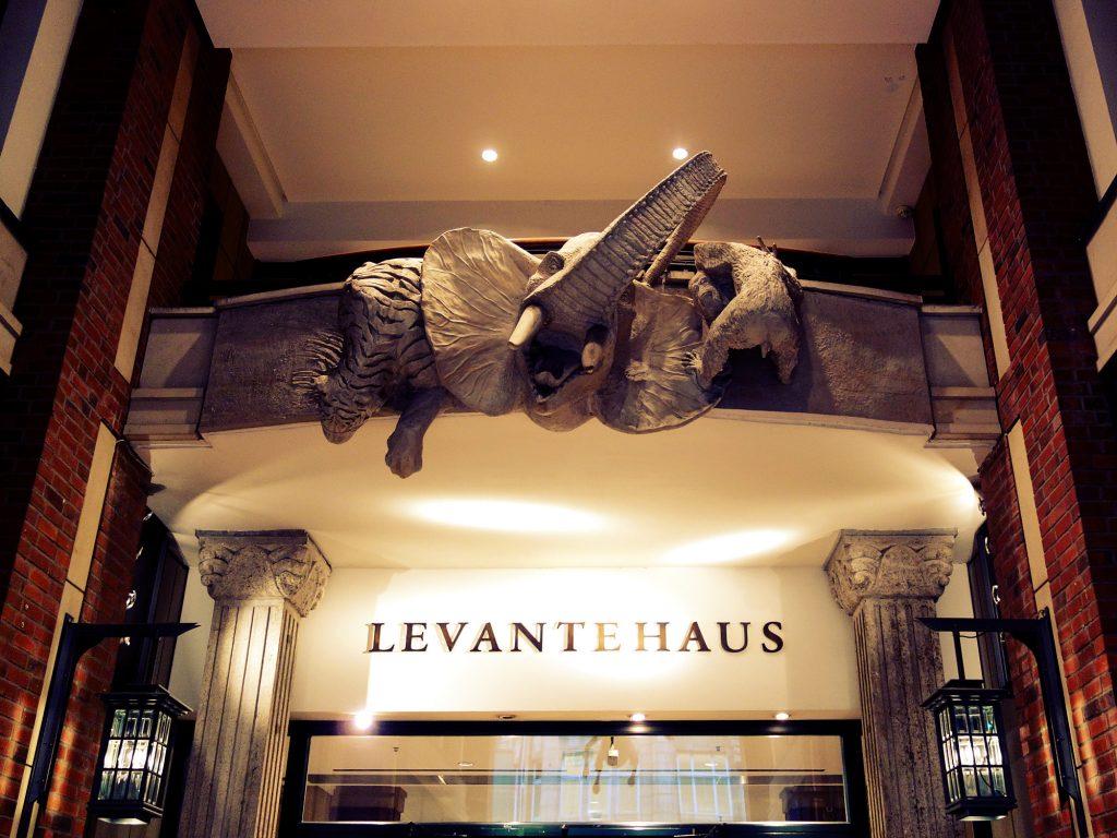 Levantehaus, Hamburg 2020