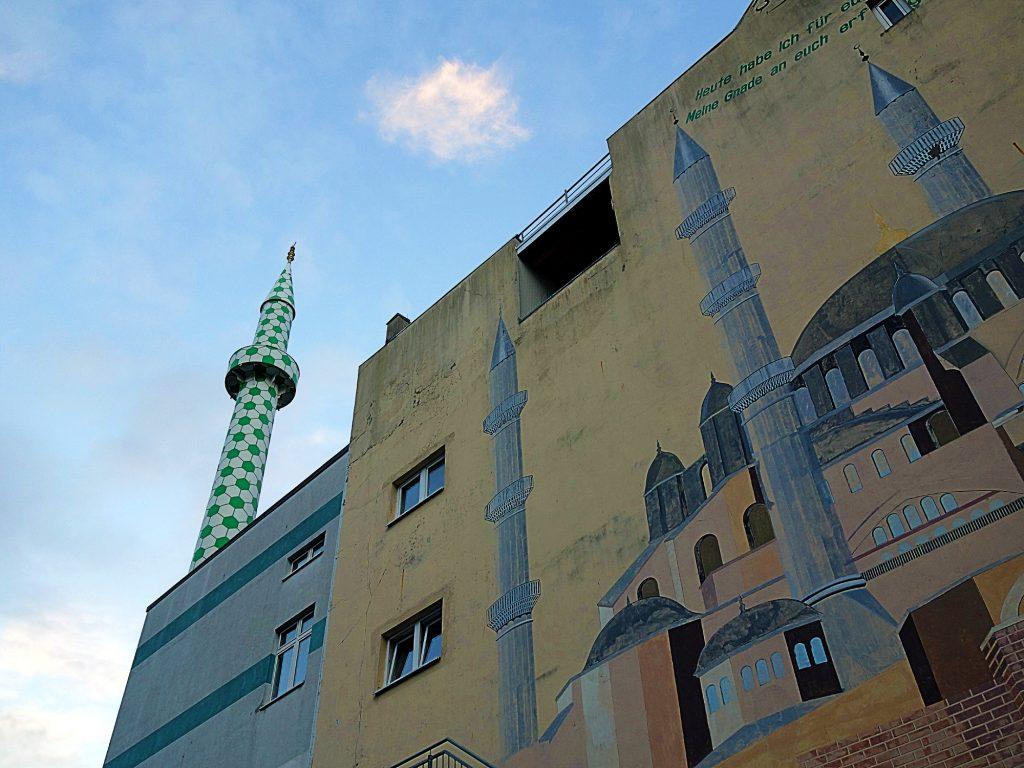 Steindamm-Moschee, Hamburg